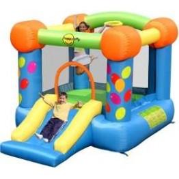 Φουσκωτό Τραμπολίνο Party & Hoop Bouncer