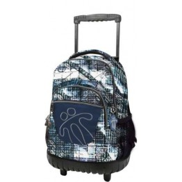Totto Σακίδιο Trolley 6BX Morral Renglon