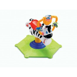 Fisher-Price BOUNCE ZEBRA