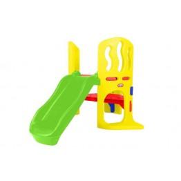 Little Tikes Παιδότοπος Τσουλήθρα με κρυψώνες