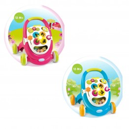 Smoby COTOONS Στράτα Walk & Play σε 2 χρώματα