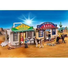 Playmobil Βαλιτσάκι Άγριας Δύσης