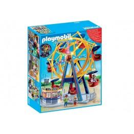 Playmobil Ρόδα Λούνα Παρκ με φώτα