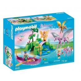 Playmobil Νεράιδες και Πήγασοι