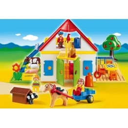 Playmobil Μεγάλη φάρμα