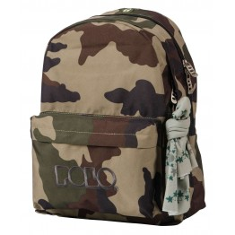 POLO ΣΑΚΙΔΙΟ ORIGINAL DOUBLE BAG CAMOUFLAGE