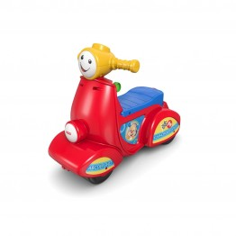FISHER PRICE ΕΚΠΑΙΔΕΥΤΙΚΟ SCOOTER SMART STAGES