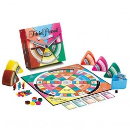 Hasbro Trivial Persuit Deluxe Edition Επιτραπέζιο