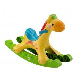 Fisher-Price Μουσική Κουνιστή Καμηλοπάρδαλη Rainforest Friends Rockin' Tunes Giraffe
