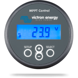 VIC MPPT Control (VE.Direct Com. Port)
