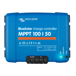 VIC Blue Solar MPPT 100/50 (12/24V-50A)