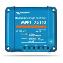 VIC Blue Solar MPPT 75/10 (12/24V-10A)