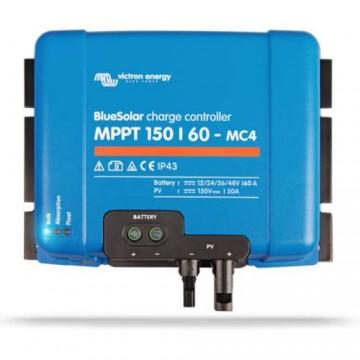 VIC BlueSolar MPPT 150/60-MC4 (12/24/48V-60A)
