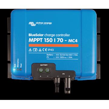 VIC BlueSolar MPPT 150/70-MC4 (12/24/48V-70A)